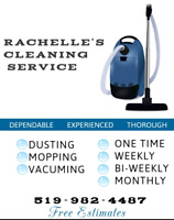 Housekeeper looking to add a few more clients