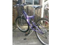 Girls/womens bike for sale