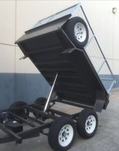 New hydraulic tipper trailers. All sizes and colours available Darwin CBD Darwin City Preview