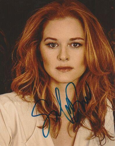 Sarah Drew Sexy Grey's Anatomy Autographed Signed 8x10 Photo COA #MR477