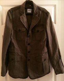 Unworn Ladies Moschino Military Jacket, Size 14. £60 + P&P