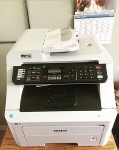 Brother Laser Printer MFC-9325CW