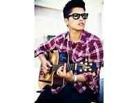 Bruno Mars Tickets - BEST SEATS - Manchester Arena - 3rd May