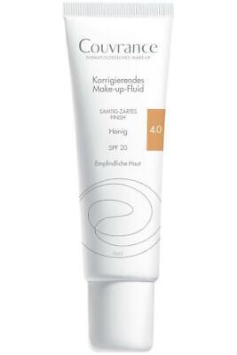 Avène Couvrance korrigierendes Make up Fluid Honig 04 30 ml PZN: 2024281