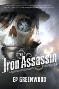 The Iron Assassin-ExLibrary