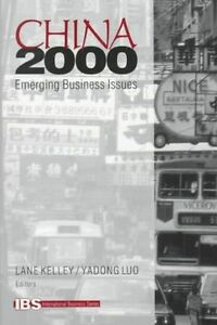 USED-VG-China-2000-Emerging-Business-Issues-International-Business-series