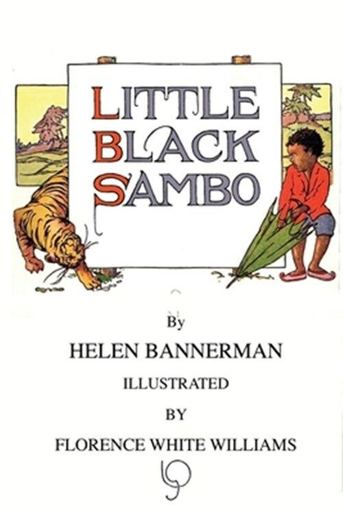 Little Black Sambo, Brand New, Free shipping in the US