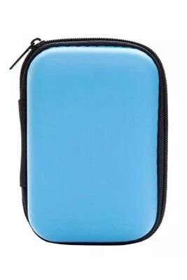 Multi Purpose Travel Makeup Ipod MP3 Radio Headphone Case Organizer Storage Box