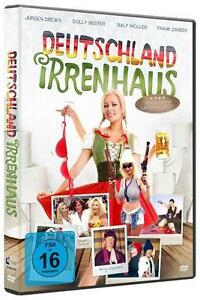 Deutschland Irrenhaus DVD *OVP *Neu