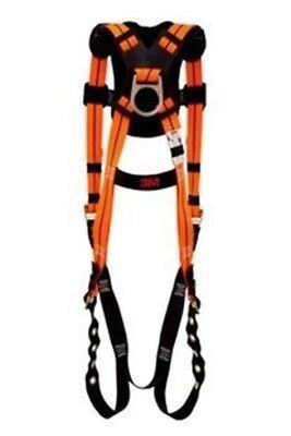 3m Ameba 1450e Orange Universal Vest-style Back Padding Body Harness - Polyes...