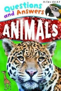 ANIMALS QUESTIONS AND ANSWERS, SOFTBACK