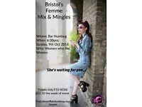 Bristol's Femme Mix & Mingles