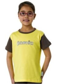 Brownie short sleeve shirt