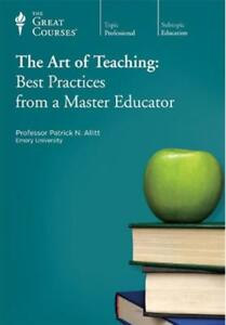 The Art of Teaching (Best Practices) - DVD