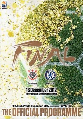 * 2012 FIFA CLUB WORLD CUP FINAL - CHELSEA v CORINTHIANS *