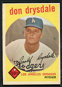 1959 Don Drysdale