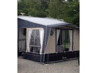 Isabella Magnum Moonlight Porch Awning with Moonlight Annex - Lovely Condition