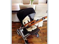 Mamas and Papas Urbo 2 in BlackTravel System