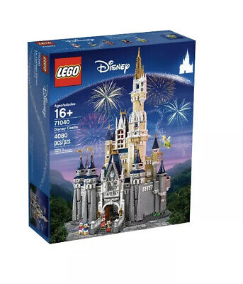 LEGO 71040 The Disney Castle 4080 pieces Brand New Factory Sealed