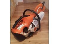 Stihl ts410 saw