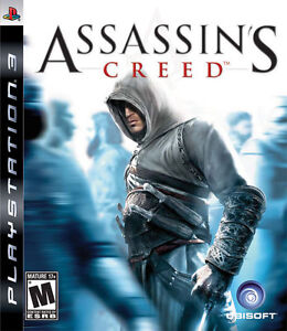 Assassins Creed    PS3 (or trade me)