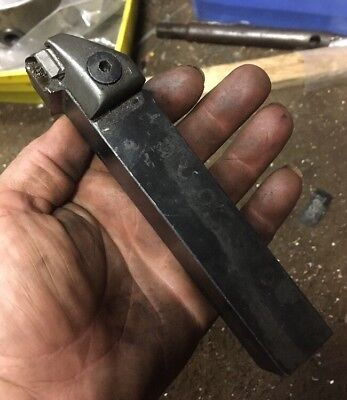 Sandvik 1 Shank Metal Lathe Turning Tool Holder Tpgr-16-3 R 179.2-2525-16