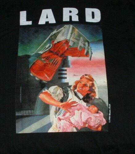 LARD T Shirt L New Unused Dead Kennedys Ministry