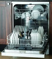 DISHWASHER REPAIRS! CALL US FOR APPLIANCE REPAIR SERVICES!