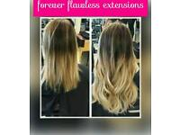 SPECIAL OFFER HAIR EXTENSION SPECIALIST (KERATIN BONDS OR MICRO RINGS) FULL HEAD FROM £230