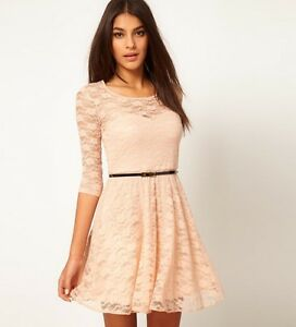 Gorgeous-Sexy-Trendy-Women-See-through-Lace-Mini-Dresses ...