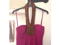 Ted Baker Maxi Dress Size 10