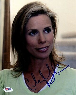Cheryl Hines Signed Autographed 8X10 Photo Curb Your Enthusiasm Psa Dna