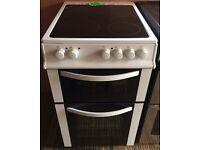 Refurbished logik lftc50w electric cooker-3 months guarantee!