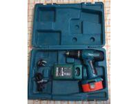 Makita 18V cordless drill for sale