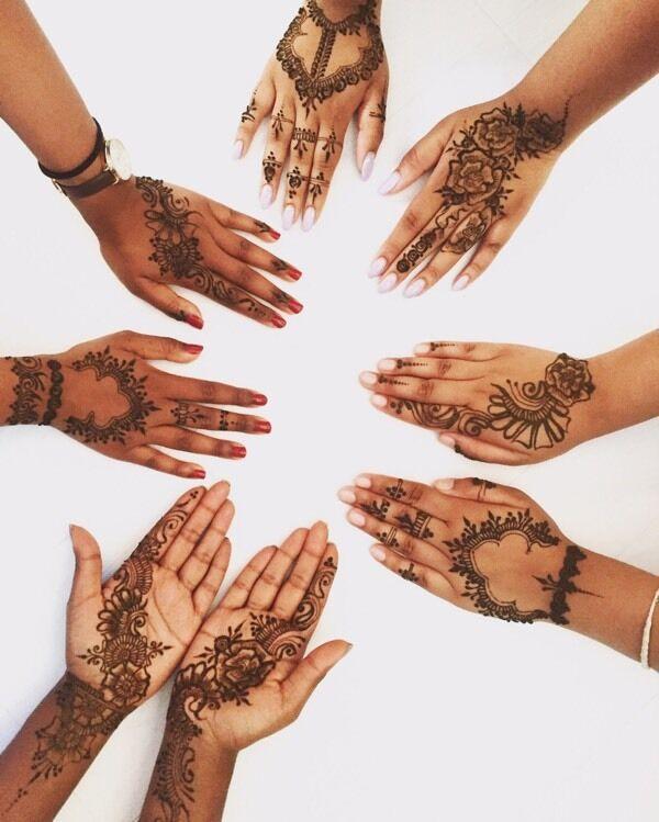 Henna Mehndi Artist £35/hour