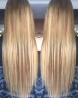 POSE D'EXTENSIONS/HAIR EXTENSIONS