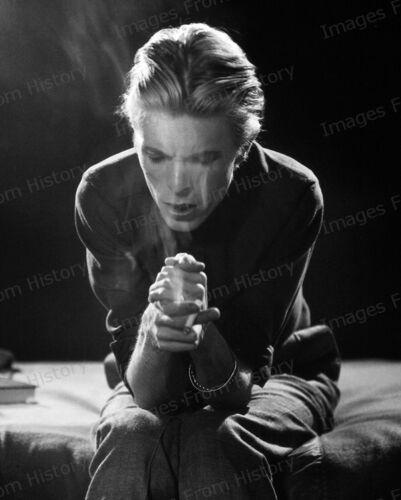 8x10 Print David Bowie Portrait #DBGE