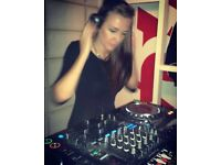 Female house/ deep house DJ! for all occasions!