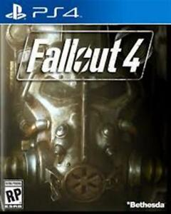 PS4 - Fallout 4 - $20.00