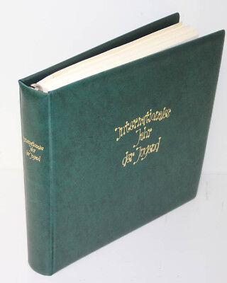 Jahr der Jugend 1985 postfrische Sammlung im Lindner-T-Album