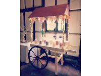 20% OFF!! Sweet cart, photo booth, tree slices, garden games, light up love letters, post box & more