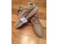 YEEZY BOOST 350 Adidas Oxford Tan Mens Womens Unisex Trainers Shoes
