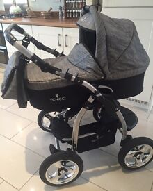 Venicci Pram 3 in 1 Travel System
