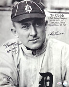 MLB Autographed Photos