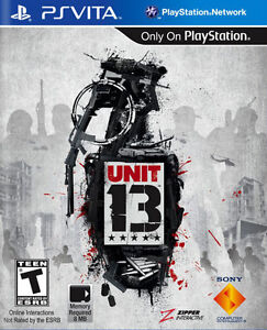 UNIT-13-PS-VITA-GAME-PSV-BRAND-NEW-SEALED