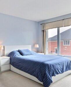 IKEA - Malm Bedroom set  - 2015-very good condition.