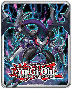 Yugioh Dark Rebellion XYZ Dragon Tin