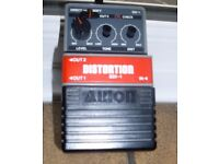 Arion vintage distortion sd1 from 1980s MIJ