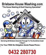 External House Washing & Roof Cleaning Brisbane City Brisbane North West Preview