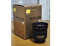 Nikon AFS DX 35mm f1.8 Prime